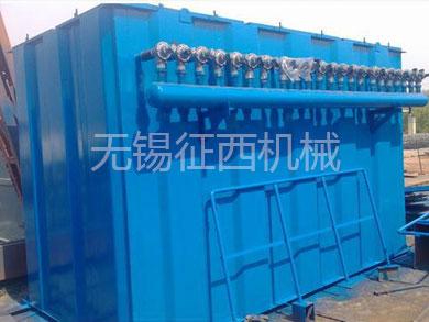 DMC型机械清灰单机除尘器